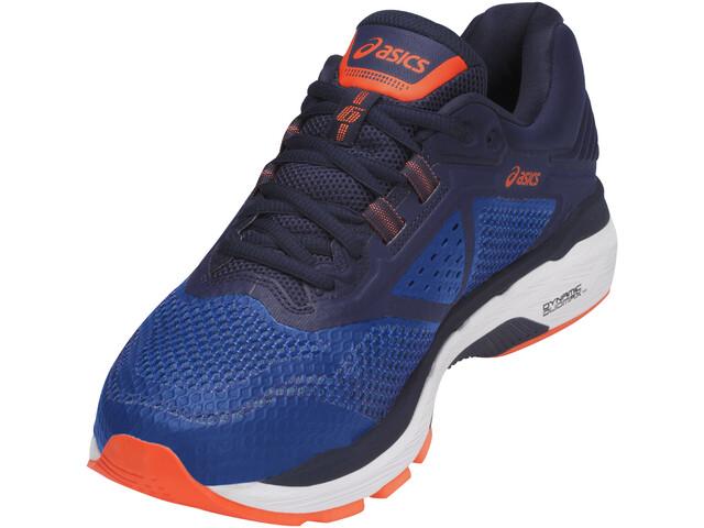 asics GT-2000 6 Hardloopschoenen Heren blauw